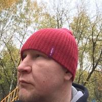 Фотография страницы Дмитрия Тронина ВКонтакте