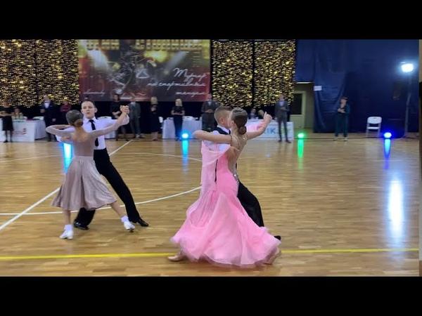 Категория Юниоры 1 Н класс ST QS Школа танца для детей и взрослых UNISON Бобруйск