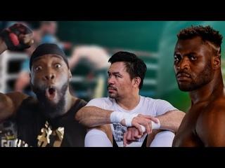 Уайлдер запугивает Фьюри | Нганну недоволен решением UFC | Пакьяо ответил Мейвезеру | FightSpace