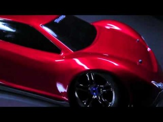 Traxxas XO-1 1/7 Scale AWD Supercar RTR w/ TQi