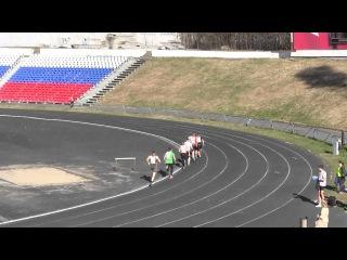 Чемпионат и первенство Мурманской области г. - 1500м - мужчины