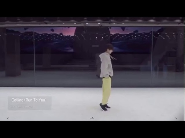 (Jungwon) CALLING(RUN TO YOU) Dance Practice -ILAND