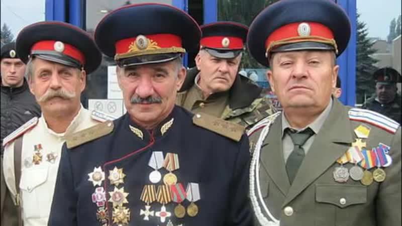Песня о ряженых российских кизяках