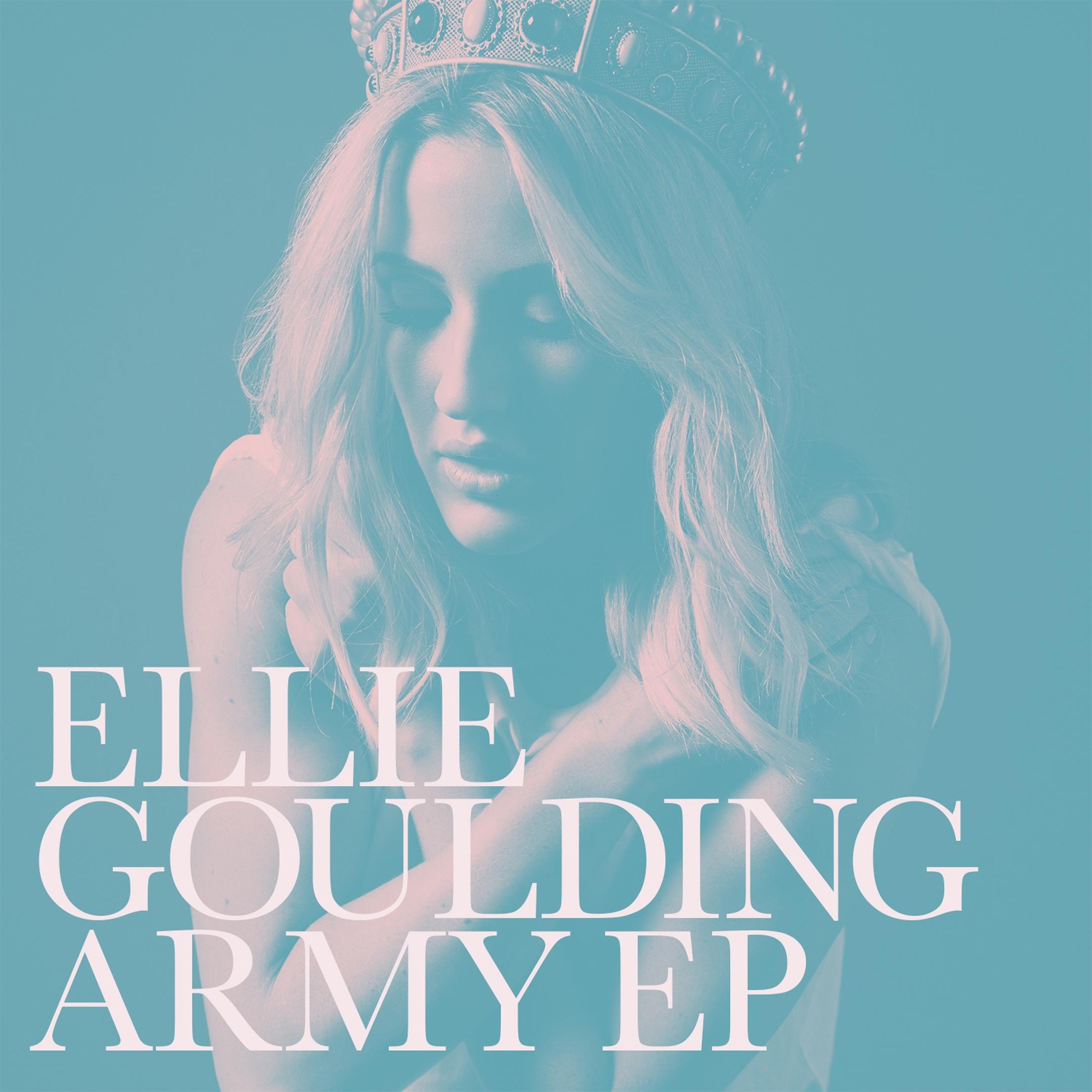 Ellie Goulding album Army - EP