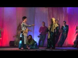 """Видеообзор мюзикл """"Мария Магдалина""""в Одессе. Слово Божие"""