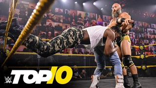 [#My1] Top 10 NXT Moments: WWE Top 10, Oct. 21, 2020