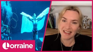Kate Winslet Reveals The Impressive Skill She Learnt on the Set of Avatar 2 | Lorraine