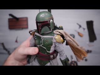 Hot Toys MMS574: Star Wars The Empire Strikes Back - Boba Fett 1/6