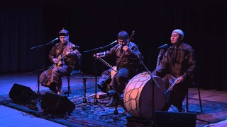 Alash Ensemble Live in Chicago for 10th Anniversary Concert at Old Town School of Folk Music