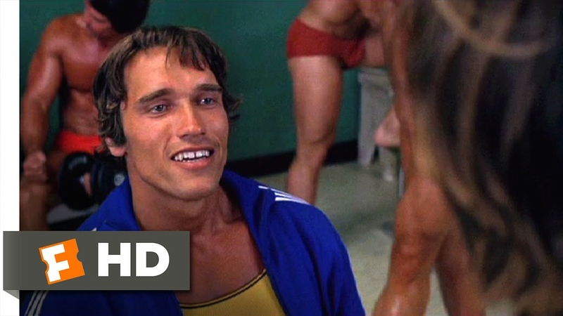 Stay Hungry 8 11 Movie CLIP Stay Hungry 1976 HD