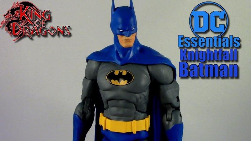 DC Collectibles DC Essentials Knightfall Batman Review