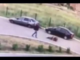 """Убийство директора бойцовского клуба """"Ахмат"""" Ильи Тягуна в Тольятти попало на видео"""