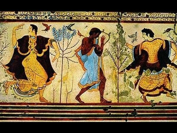 Этруски Загадочная древняя цивилизация Документальный фильм смотреть онлайн