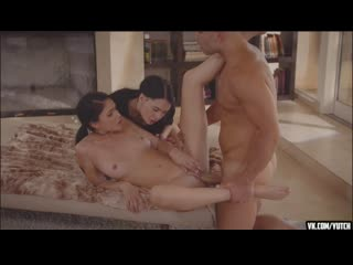 INCEST Ariana Marie, Marley Brinx, Christian Clay – Step Dad & Daughter Anal Threesome [porno ANAL sex oral] casting, anal, big