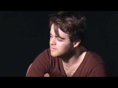 Joey Batey singing Je Nen Connais Pas La Fin – Jeff Buckley cover