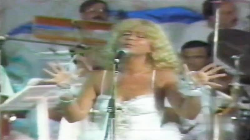 Füsun Önal - Ben sen olsaydım 1987 Altın güvercin şarkı yarışmasından canlı