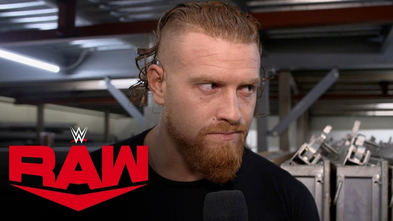 Will Aleister Black feel Murphy's Law tonight Raw Exclusive, Dec. 30, 2019