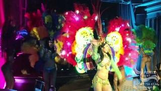 Бразильское шоу на праздник, юбилей, свадьбу и корпоратив - заказать бразильские танцы Москва