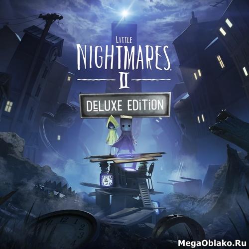 Little Nightmares II: Deluxe Edition [v 5.67 + DLCs] (2021) PC | Repack от xatab