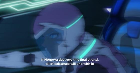 В погоне за призраками восьмого сезона(Voltron), изображение №16