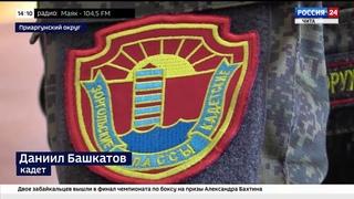 30 юношей из разных уголков Забайкалья обучаются в кадетских классах Зоргольской школы