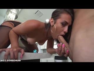 [PornoWorld] Kelsi Monroe - Жопастая зрелка любит ебаться во все дырки и особенно в попку (Anal, HardCore, BlowJob)
