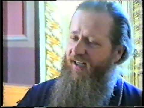 Смысл жизни человека интервью с батюшкой Иоанном 1996 г