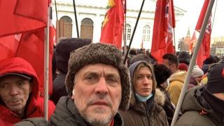 День Красной армии под красными знамёнами! Стрим 23.02.2021
