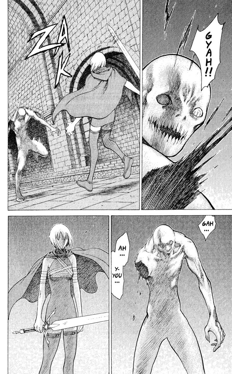 Claymore, Chapter 10, image #15