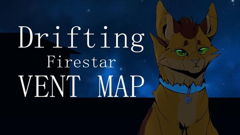 DRIFTING Complete Firestar Vent PMV MAP