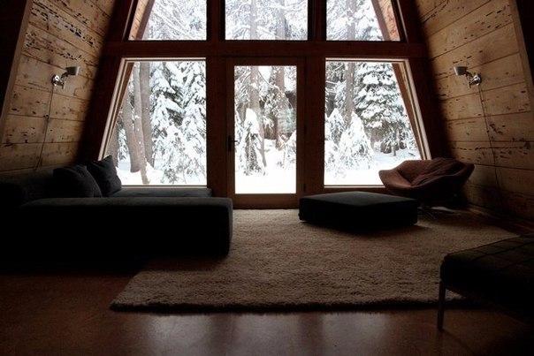 Вдохновение за окном