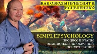 Психотерапия #38. Процесс и этапы эмоционально-образной психотерапии [Виктор Лимонов].