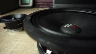 Эстрадная акустика Kicx Headshot LS65 + TW 1, прослушка, сравнение с AP-M61AE