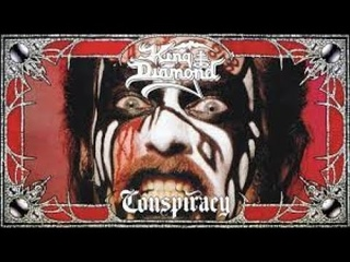 King Diamond - Conspiracy (Обзор). Судебные разборки за грим с Джином Симмонсом (Kiss)