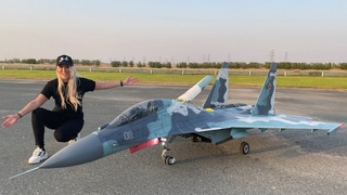 Miniature Jet Fighter Flies 500KM/H