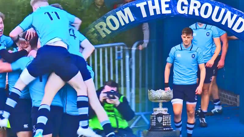 Leinster Schools Senior Cup - Final - Gonzaga College v St Michael's College